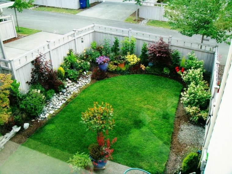 jardines-pequeños-ideas-simples-colores-perfectos