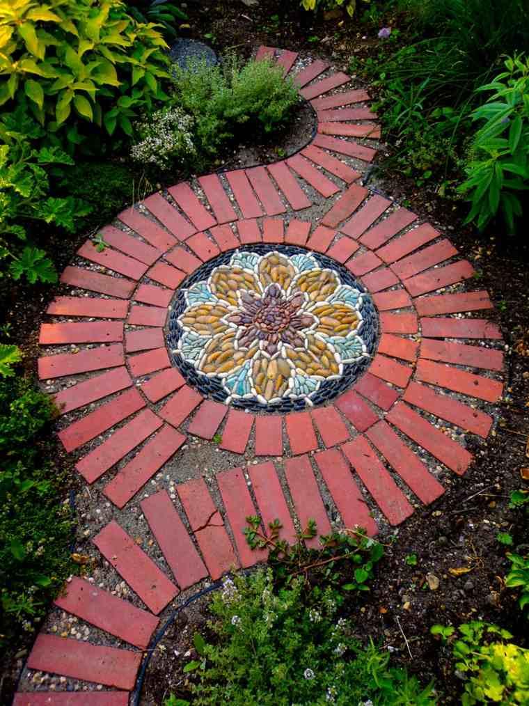 Jardines piedras y consejos para usarlas en dise os - Disenos de jardines con piedras blancas ...