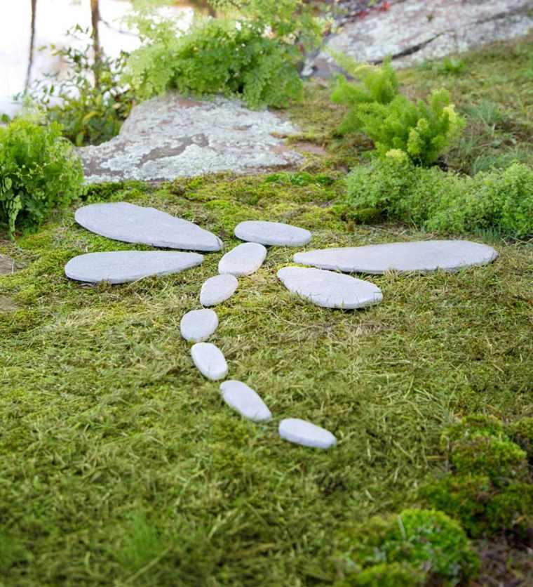 jardines piedras creando-formas-decorativas-figuras