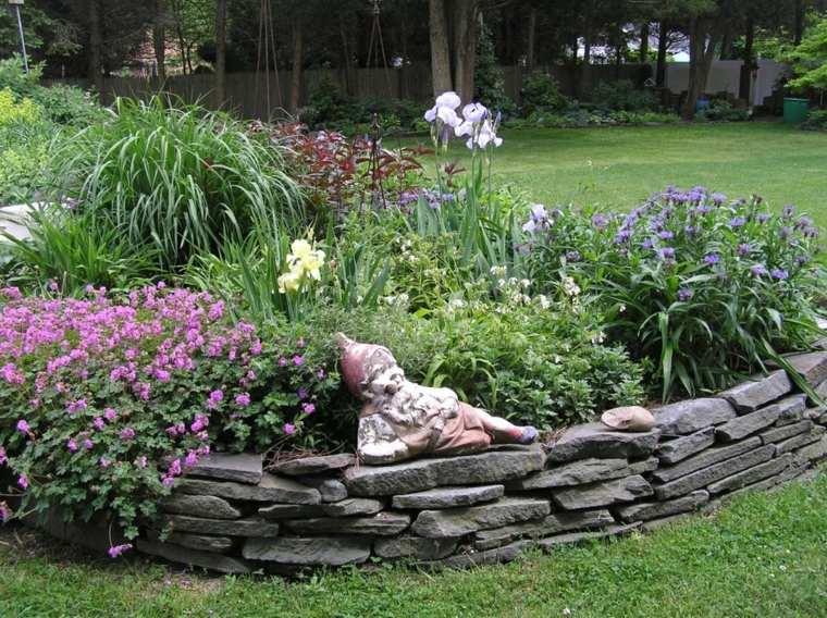 jardines piedras muros-contencion-ideas-bordes