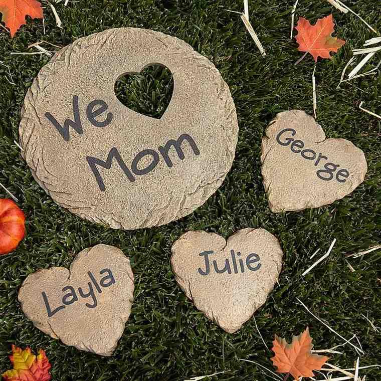 jardines-piedras-plantas-hojas-figuras-nombres-mensajes