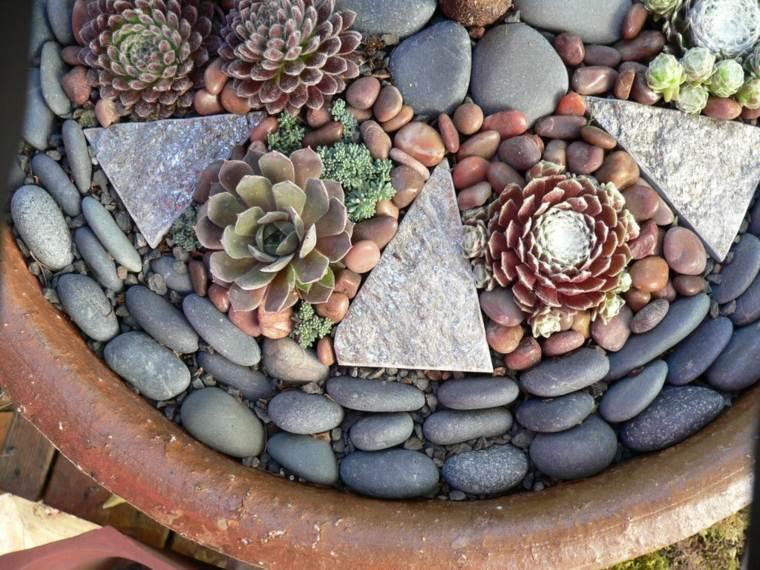jardines piedras y consejos para usarlas en diseños inspiradores