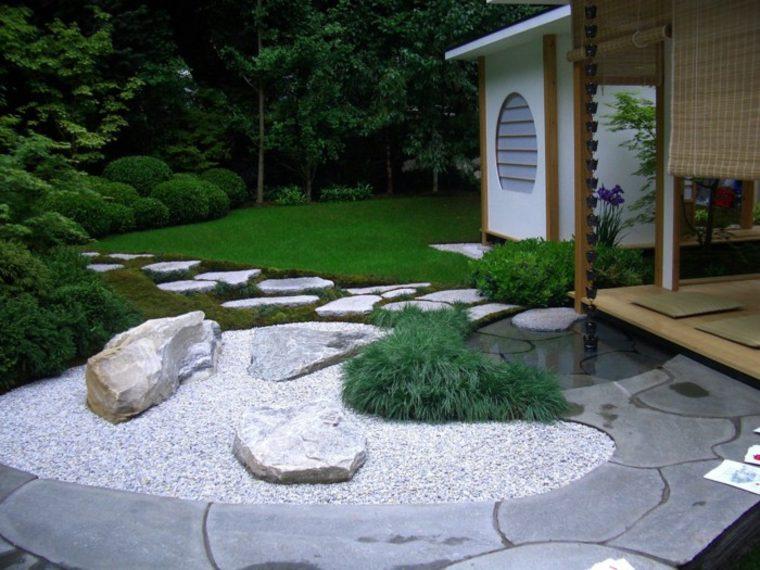 jardines piedras zen-relajantes-elementos-ventanas