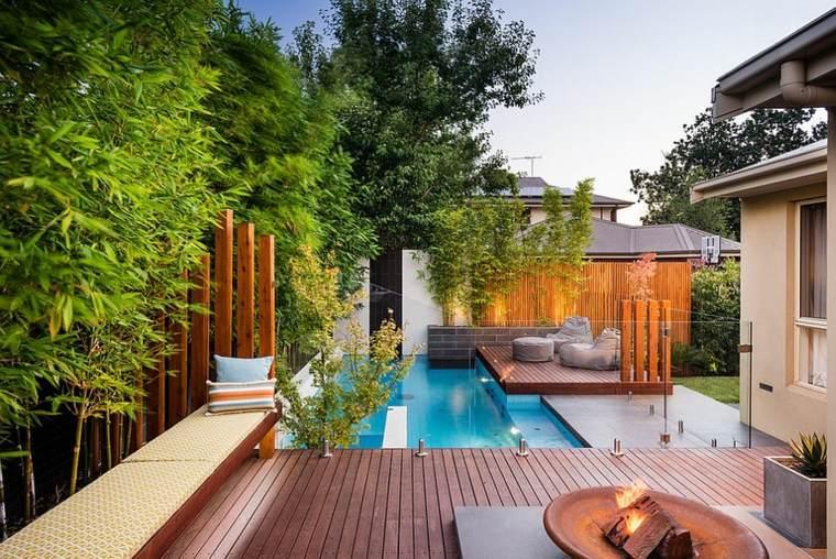 jardines piscinas bambu-piezas-contrastes-soluciones
