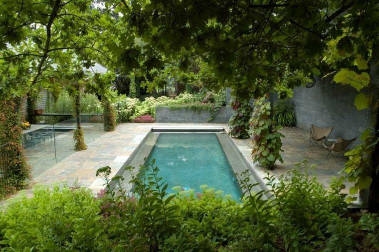 jardines piscinas exuberante-paisajes-elegantes-imagenes