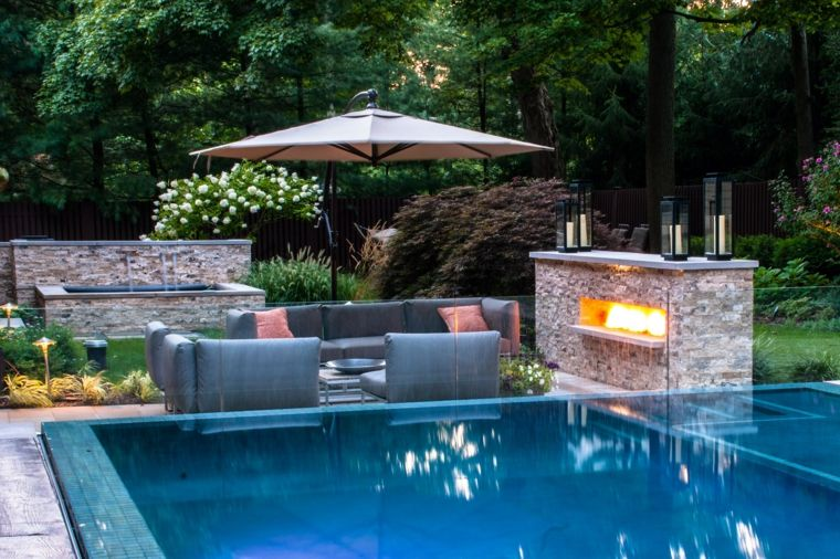jardines-piscinas-luces-estilo-lamparas-sombrilla-chimeneas