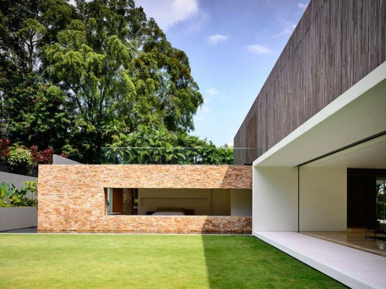 la casa privada diseno singapor opciones jardin ideas