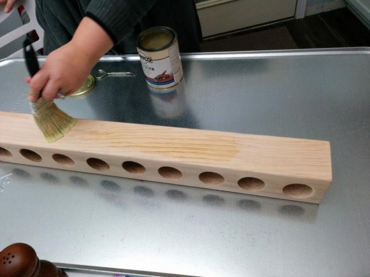 lapiceros personalizados madera caseros