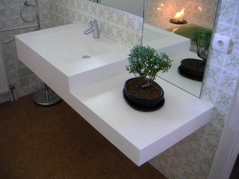 encimeras baño
