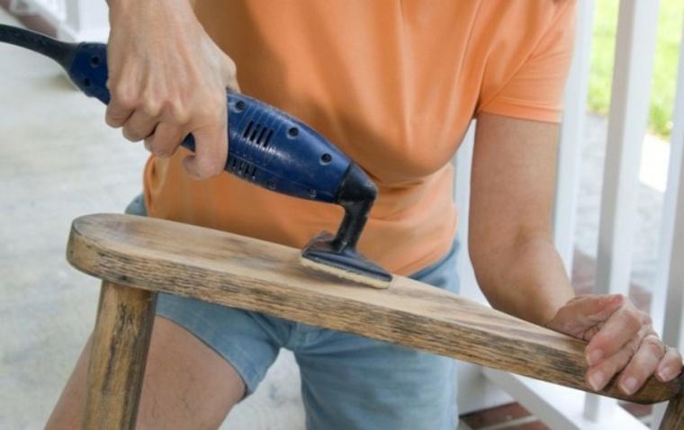 pulir bien madera