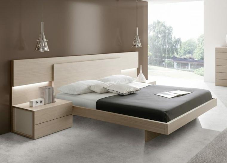 madera clara fresca moderna sencilla alfombras
