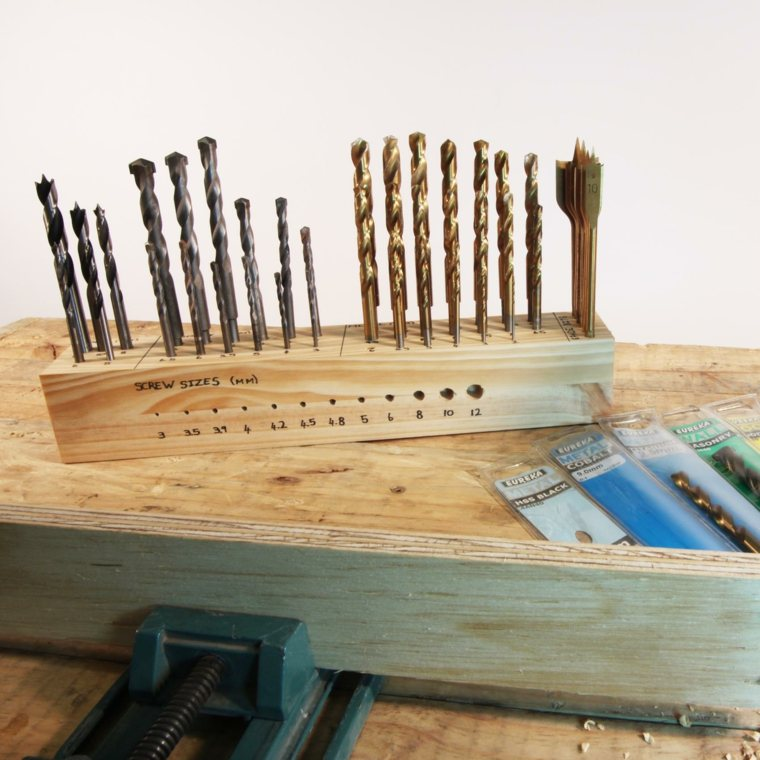 manualidades con madera originales