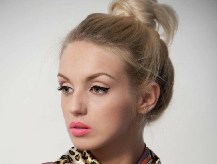 maquillaje de día imagen natural