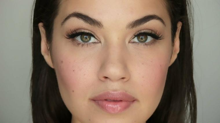maquillaje de día natural