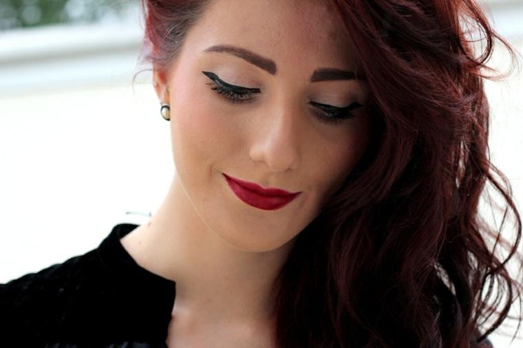 maquillaje día a día mujeres