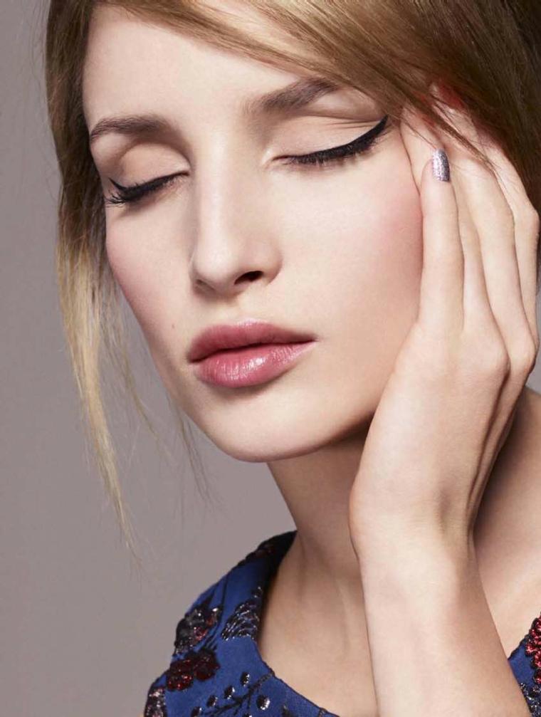 maquillaje día