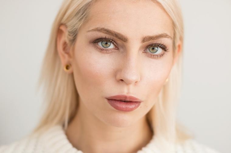 maquillaje natural de día mujeres