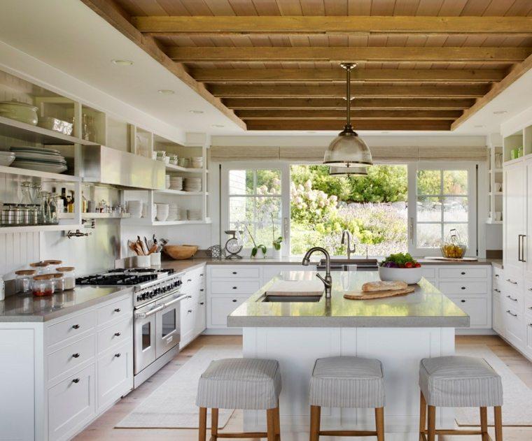 marthas vineyard interior design cocina estilo ideas
