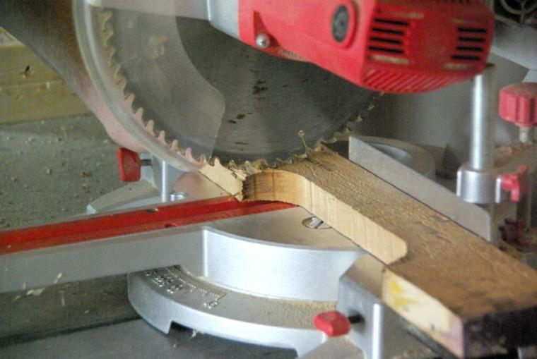 mesa de madera original pales reciclados