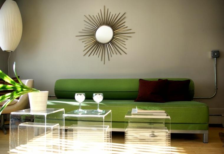 Mesas auxiliares salón para la decoración de vuestros interiores -