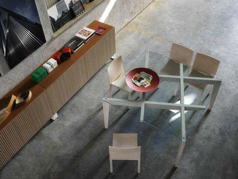 mesas de cocina-Patrizia-Bertolini-piernas-aparentemente-esbeltas-apoyan-entre-si