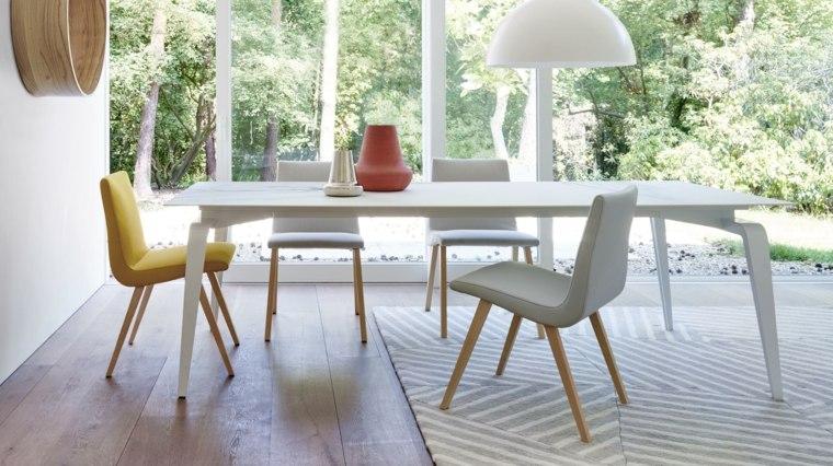 mesas de cocina-cromo-niquel-Mauro-Lipparini-diseno-minimalista-lineas-dinamicas