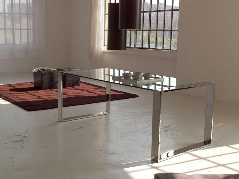 mesas de cocina-cromo-niquel-Mauro-Lipparini