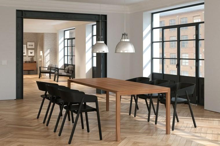 Mesas de cocina o comedor- las ideas de los mejores diseñadores -