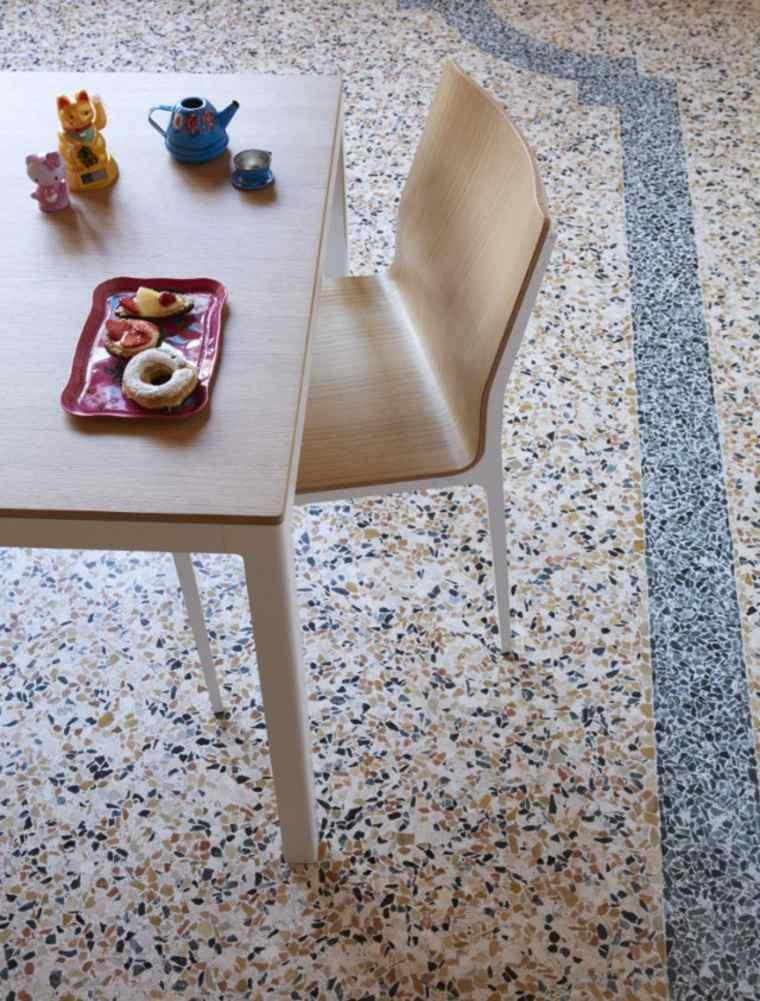 mesas de cocina-diseno-moderno-Luciano-Bertoncini-iCarraro