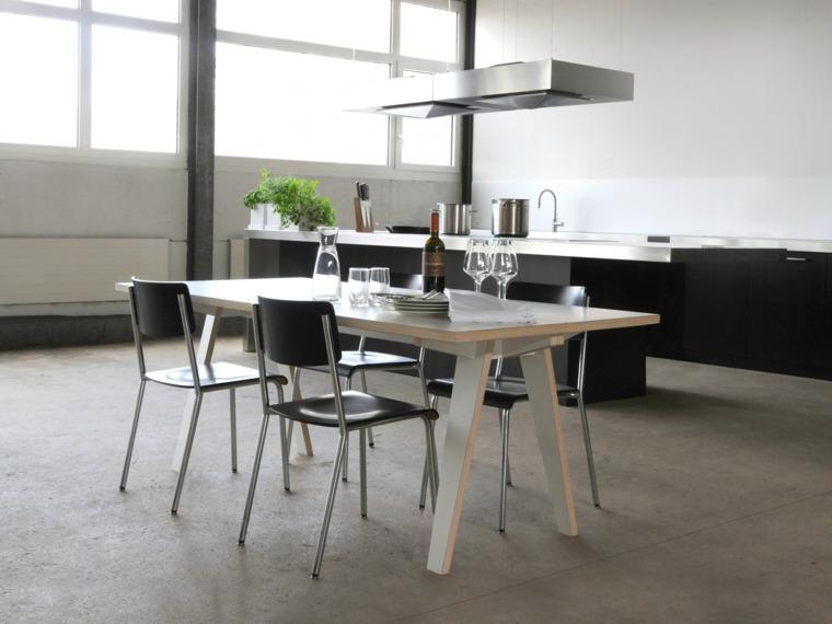 mesas de cocina-facil-uso-diseno-moderno