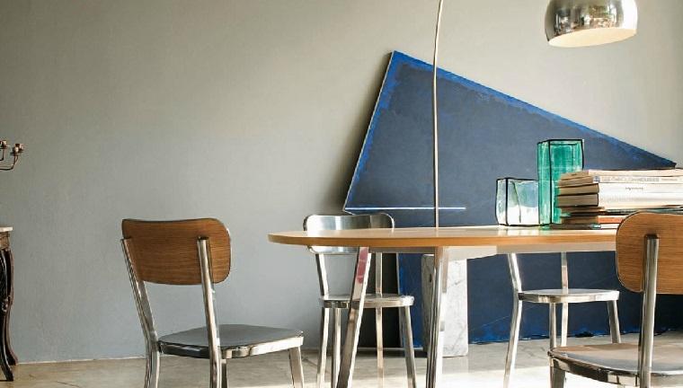 mesas de cocina-forma-ovalada-Naoto-Fukasawa