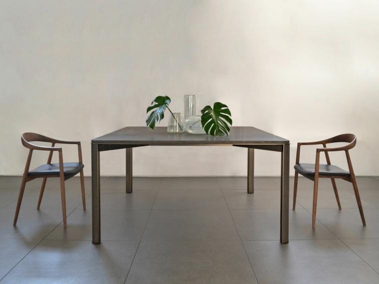 mesas de cocina-forma-rectangular-Monica-Freitas-Geronimi