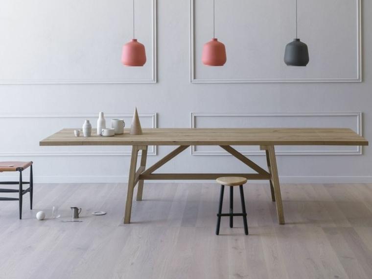 mesas de cocina-roble-natural-diseno-Paolo-Cappello-Miniforms