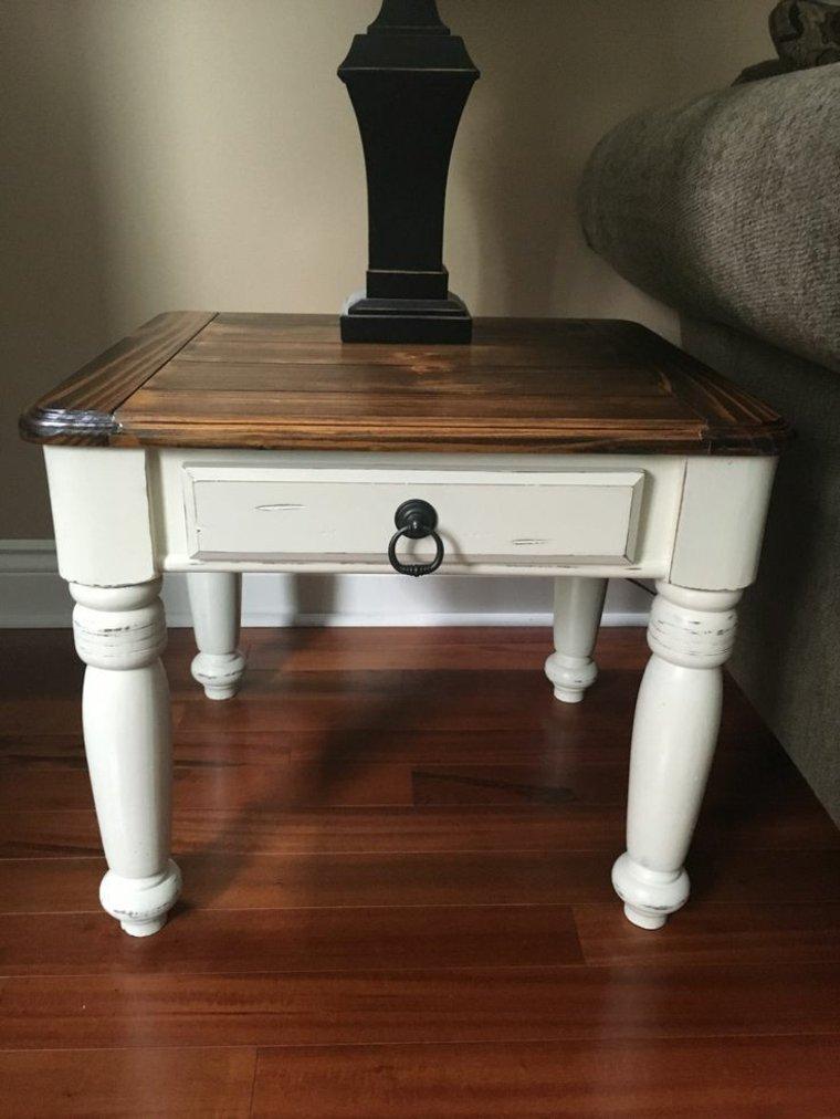 Restaurar muebles antiguos consejos y sencillos trucos - Mesillas de noche clasicas ...