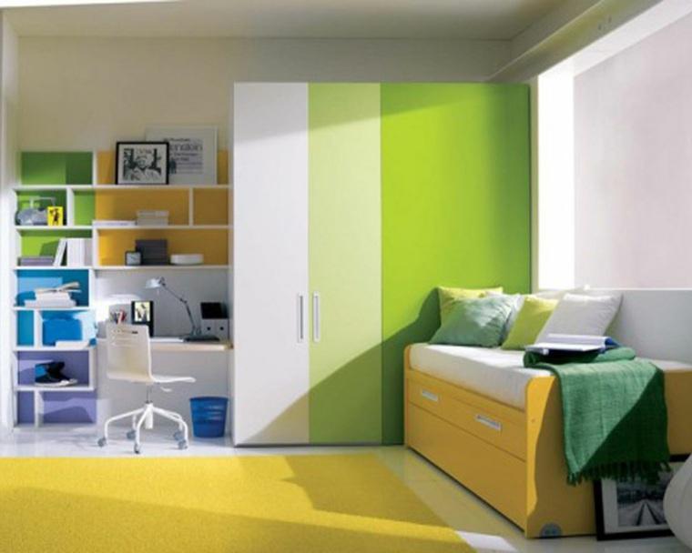 Muebles de dormitorios juveniles e infantiles para decorar for Muebles infantiles dormitorios
