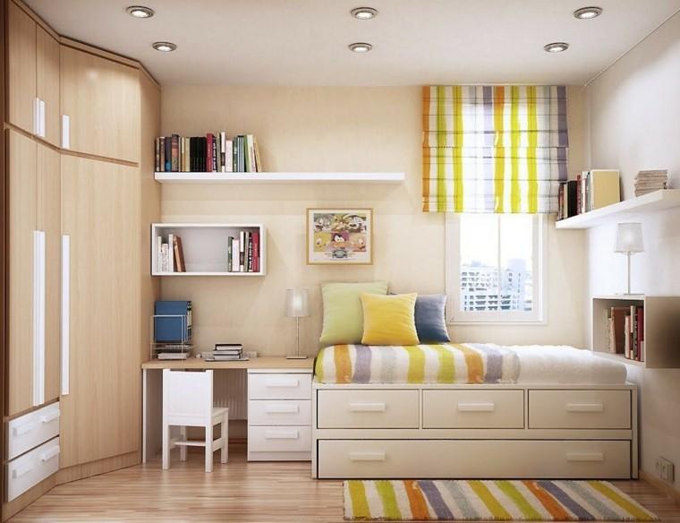 muebles de dormitorios juveniles decorar