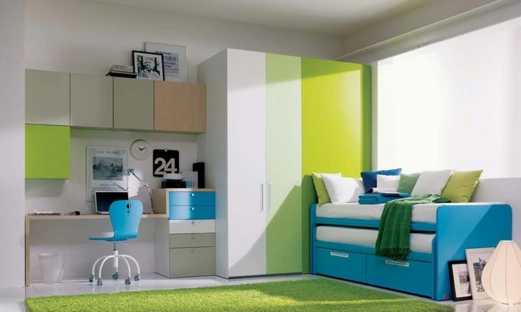 muebles de dormitorios juveniles modernos originales