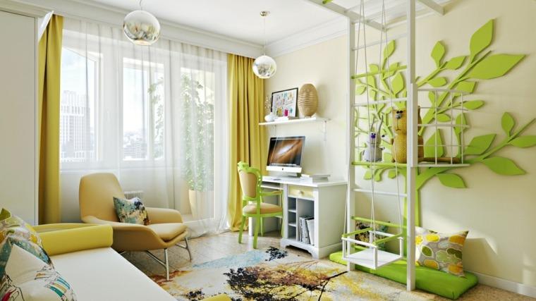 muebles de dormitorios juveniles originales decorar