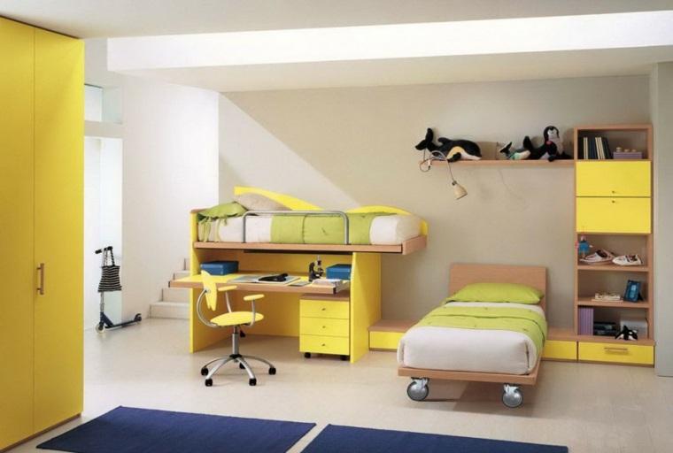 muebles de dormitorios juveniles originales