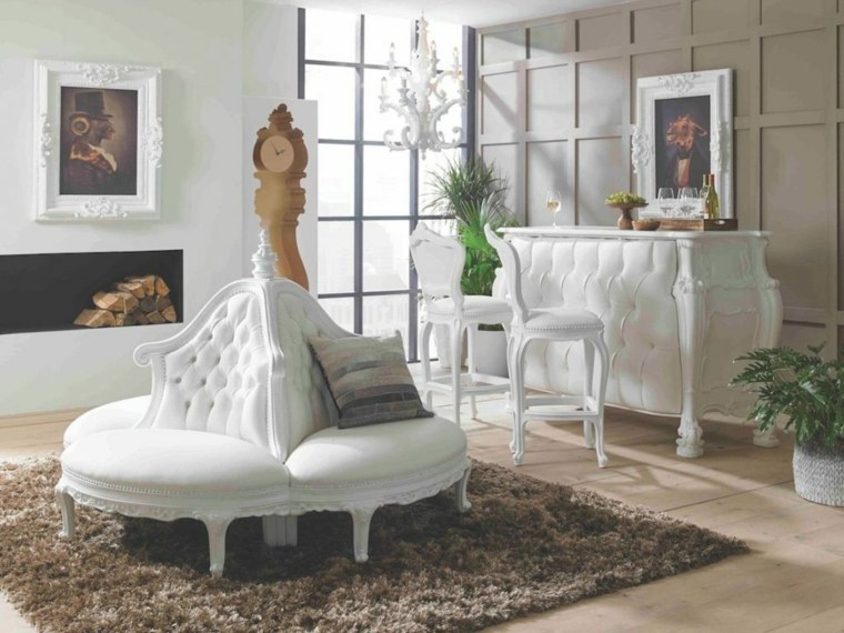 Muebles originales y modernos de estilo barroco para el interior - Muebles de entrada originales ...