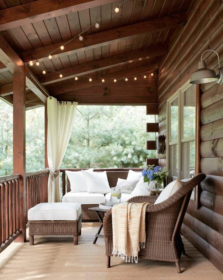 Muebles de jard n consejos para elegir la mejor opci n for Muebles porche