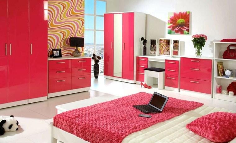 muebles dormitorios modernos decorar