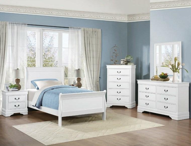 muebles dormitorio simple original