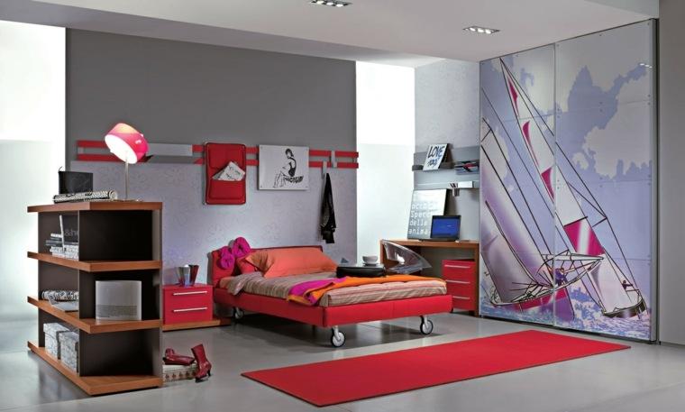 muebles dormitorios juveniles modernos