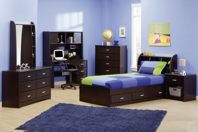 muebles dormitorios modernos