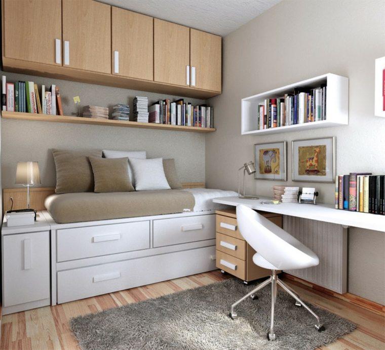 Muebles de dormitorios juveniles e infantiles para decorar for Muebles para dormitorio
