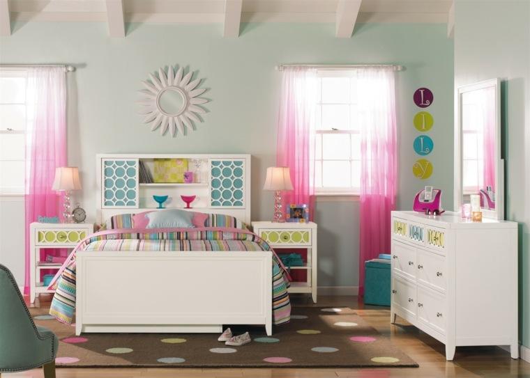 muebles para habitaciones juveniles chicas