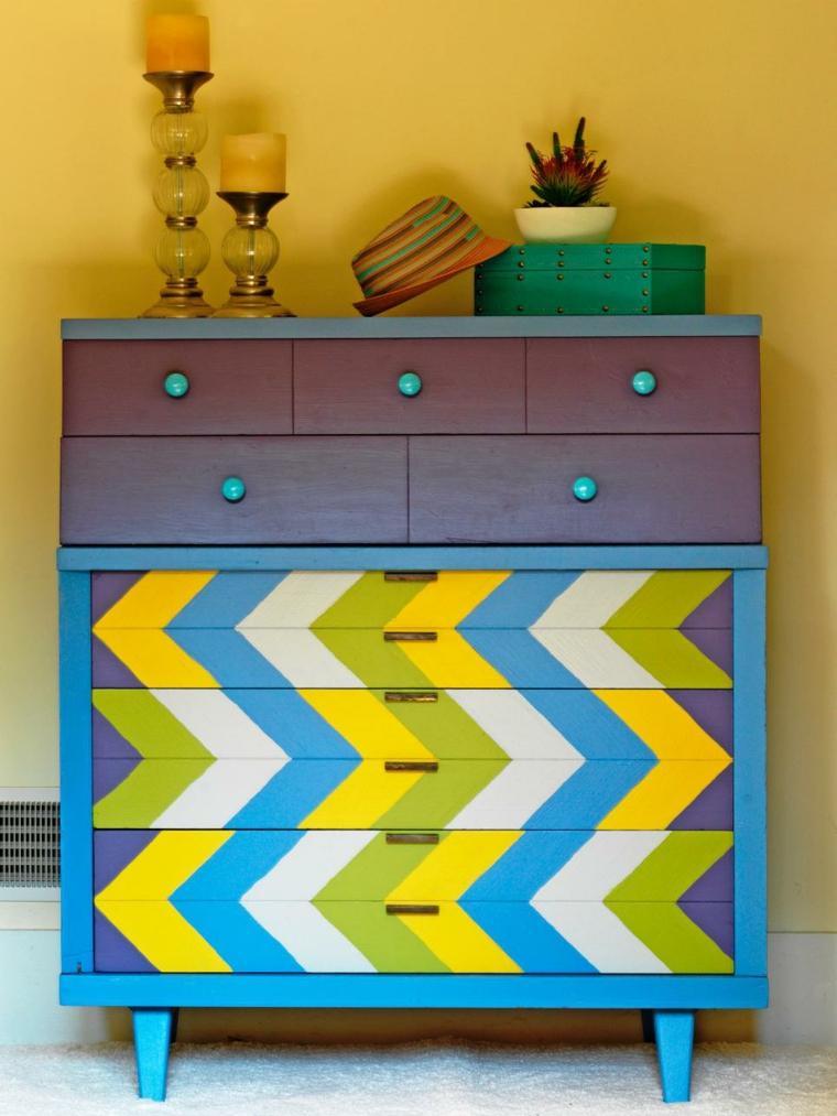 Restaurar muebles antiguos - consejos y sencillos trucos -
