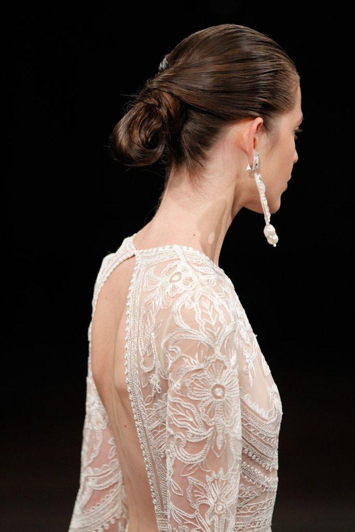 naeem khan bridal pasarela novias estilo moderno ideas