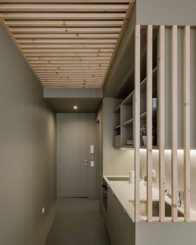 nuevo estilo diseno apartamento entrada ideas